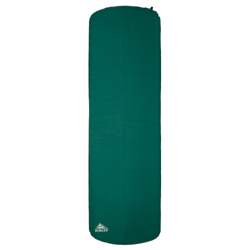 Kelty Mistral Si Mummy Sleeping Pad, green, front view