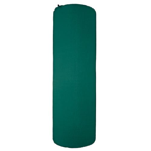 Kelty Mistral Si Mummy Sleeping Pad, green, rear view
