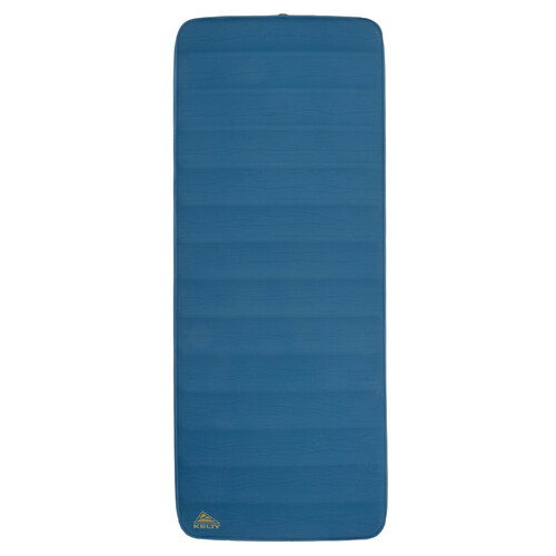 Kelty Waypoint Si Sleeping Pad, blue, front view