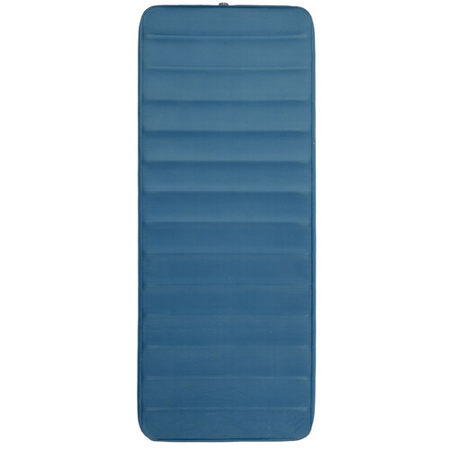 Kelty Waypoint Si Sleeping Pad, blue, rear view
