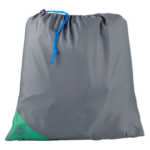 Kelty Kush Queen Air Bed W/Pump, packed inside stuff sack