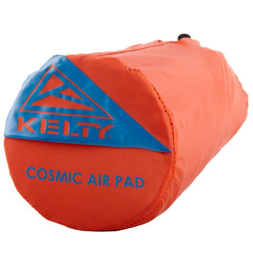 Kelty Cosmic Air Mummy Sleeping Pad stuffed in sack