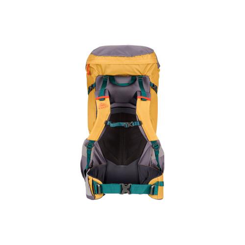 Kelty Women's Asher 55 backpack, rear view