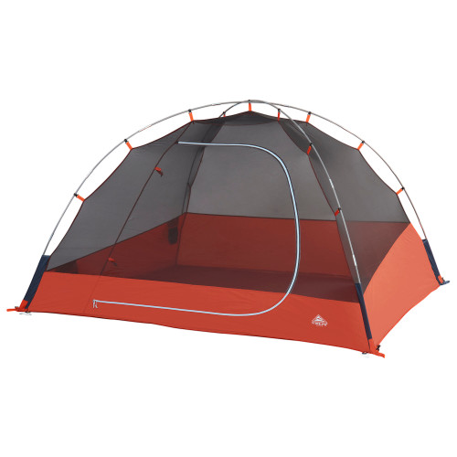 Kelty Rumpus 4 tent, front view, with no fly