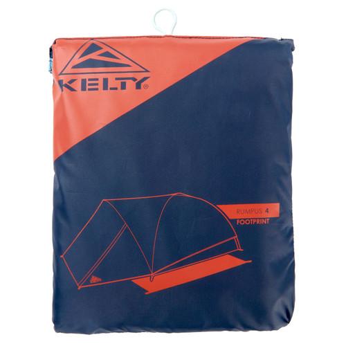 Kelty Rumpus 4 footprint, shown inside stuff sack