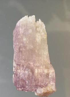 New Natural Pink Kunzite Specimen Mineral Crystal Rough Gemstone  122 Grams.