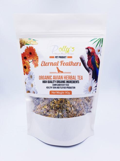 Eternal Feather Organic Parrot Tea