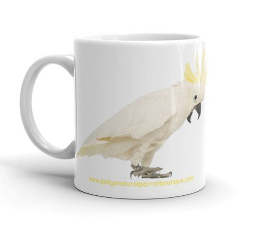 Cockatoo Mug - Keep Calm