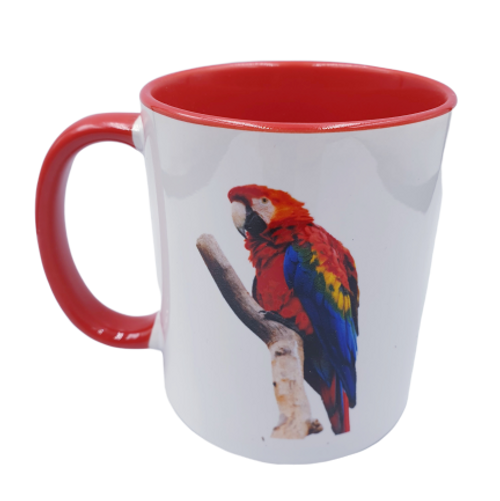Macaw Mug