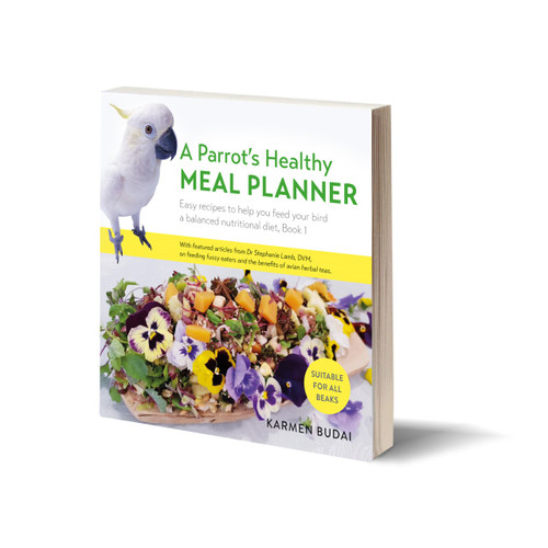 A Parrot's Healthy Meal Planner - 7-day feeding guide