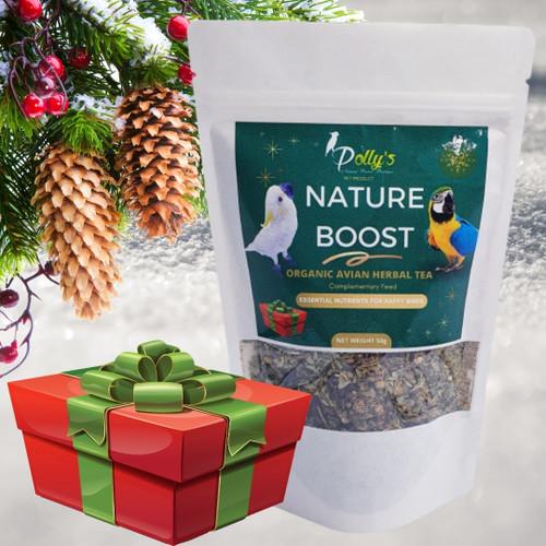 Nature Boost Organic Herbal Tea