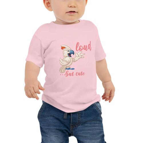 Baby Jersey Short Sleeve Cockatoo Tee