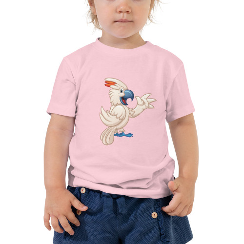 Toddler Short Sleeve Too Tee