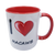 I Love Macaws Mug - Red | LIMITED EDITION
