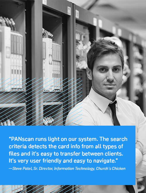 PANscan® (Card Data Discovery)