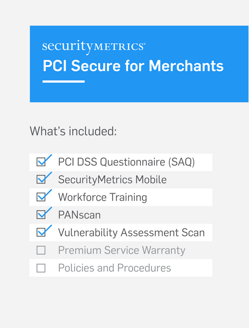 PCI Secure for Merchants
