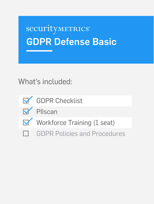 GDPR Defense Basic