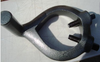 """Bent Lathe Dog Carrier from 1/2"""" - 4"""" Capacity"""