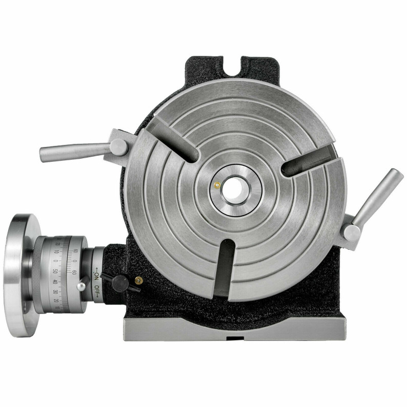Rotary Tables – 4 Steps For Alignment with vertical spindle