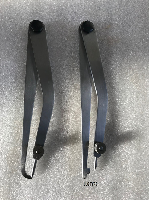 "Jenny Calipers (Odd Leg Type + Lug) - Sizes from 4"" to 8"""