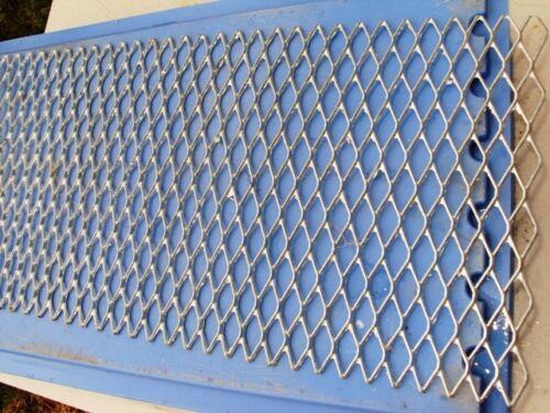 expanding wire mesh mining sluice box