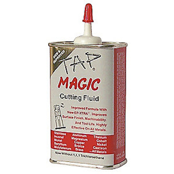 Tap Magic - Cutting / Tapping Fluid (4 Ounce Tin)