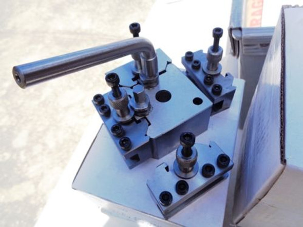 T37 Quick Change Toolpost System