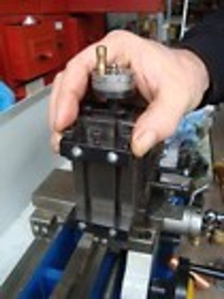 Vertical Slide With Vice - Suits Small Lathes from 250 to 450mm