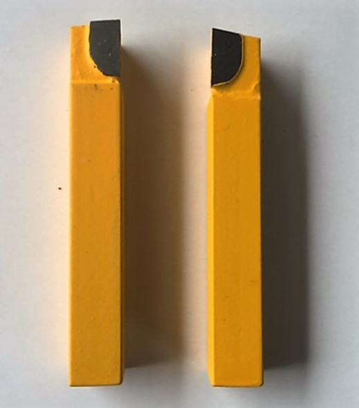 Brazed On Carbide Tip Turning Tools  - (10 & 12mm Packages) [M20 Grade]