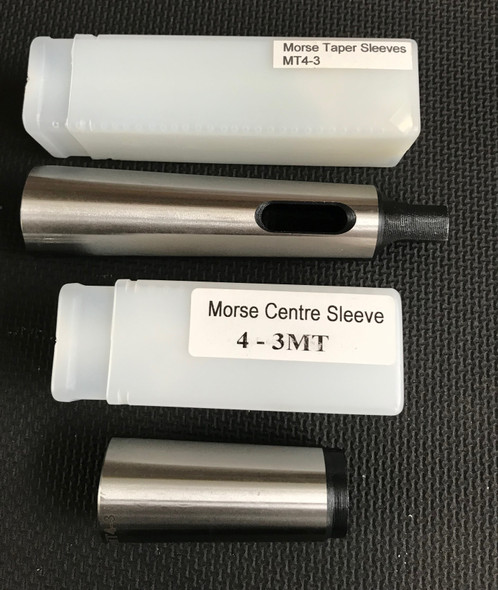 Centre Reduction Sleeve & Drill Sleeve combination specials