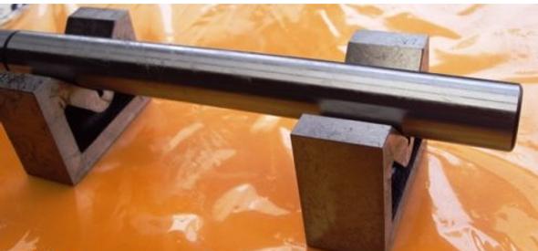"""4"""" Vee Blocks [Matching Pair] - 100 x 75 x 38mm - Up to 90mm Round"""