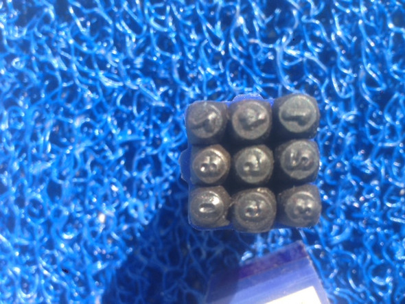 1/16 Figure Stamps Only 1.5mm