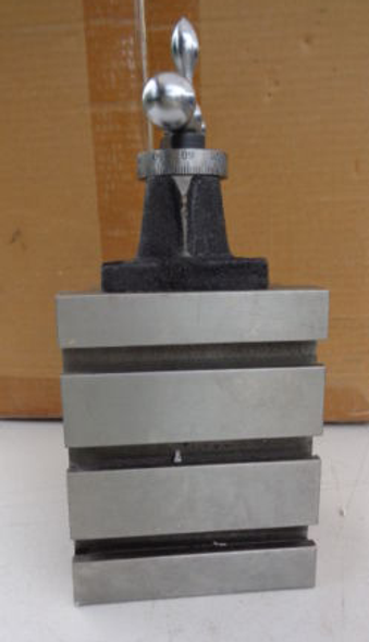 """Vertical Slide Milling Attachment (5"""" x 4"""") - Includes Vice For Lathe"""