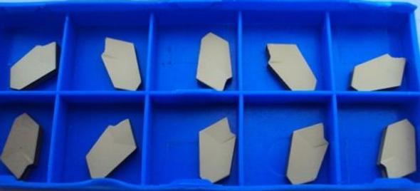 GTN Titanium Coat Carbide Inserts to suit 19, 26 & 32mm Blade x 10 PACK