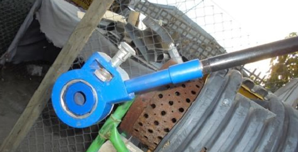 """BSP Pipe Ratchet Threader 2 heads ¾ & 1 """" Parallel Thread *ideal for steel pipe"""