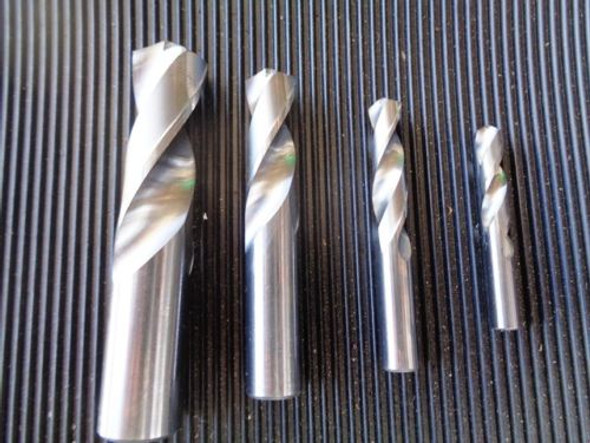 Carbide Solid Drills - Up To 65HRC | 5.6mm to 19.5mm