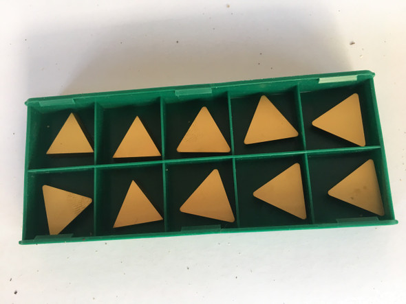 Milling Inserts TPG 322 Packets