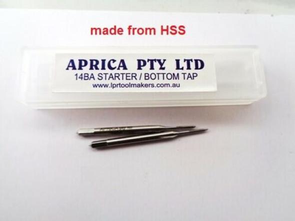 14BA High Speed Steel Taps Australia