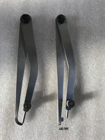 """Jenny Calipers (Odd Leg Type + Lug) - Sizes from 4"""" to 8"""""""