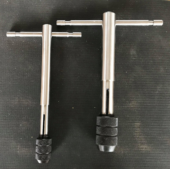 """Extended Tap Wrench from 1/16"""" - 1/2"""" [2 Different Sizes]"""