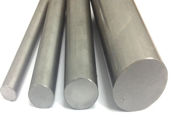Bright Mild Steel Round Bar (6pc Pack) - [6-8-10-12-16-20mm x 300mm]