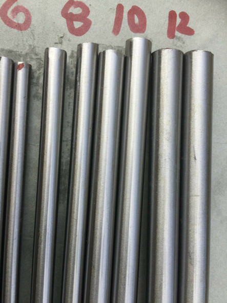 Silver Steel bar can be hardened 6-8-10-12mm x 300mm long 8pc pack saver