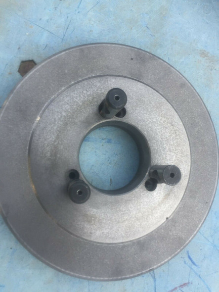 D1-4 camlock semi-finished adapter Plate 160mm or 200mm suit Lathe Chucks