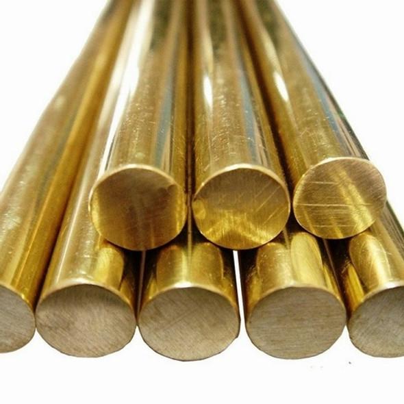 buy brass round machining rods