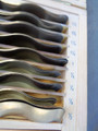 """Parallels wave type Hardened and Ground spring steel 9 pairs1/2 to 1.1/2"""""""