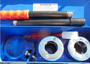 """BSP Ratchet Pipe Threader Kit (2 Heads Included) - 1.1/4"""" & 1.1/2"""""""
