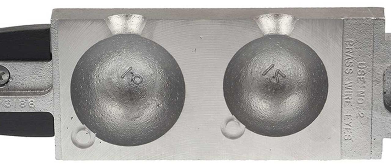 Do-It Cannon Ball Sinker Molds
