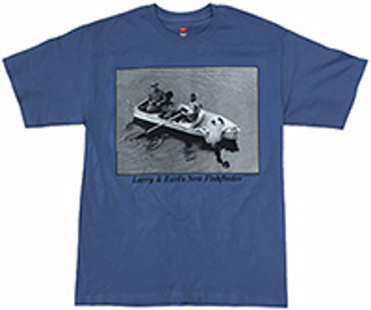 Larry & Earl's New Fish Finder - T-Shirt