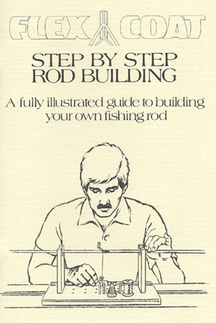Rod Building - Rod Building Supplies - Books and DVD's