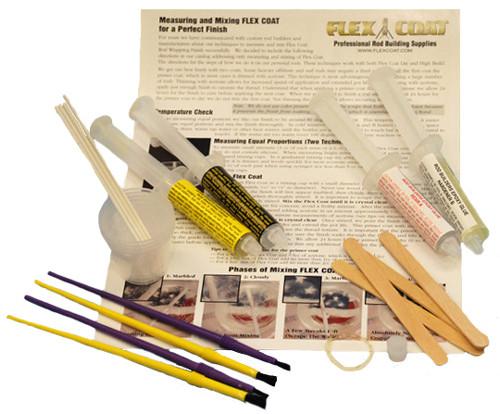 Flex Coat Rod and Lure Building Supplies